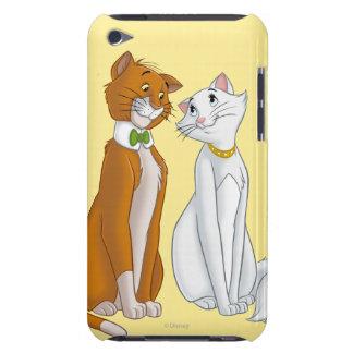 Duquesa y Thomas O'Malley iPod Case-Mate Protectores