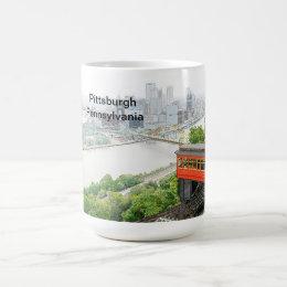 Duquesne Incline in Pittsburgh Pennsylvania Coffee Mug