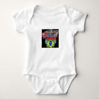 Durable creeper, colors hide spills t-shirt