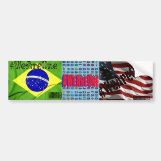 durable,lasting bumbersticker bumper sticker