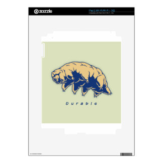 Durable - Tardigrade Decal For iPad 2