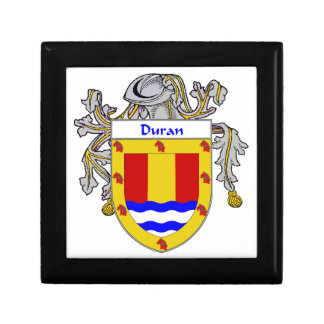 Duran Coat of Arms/Family Crest Gift Box