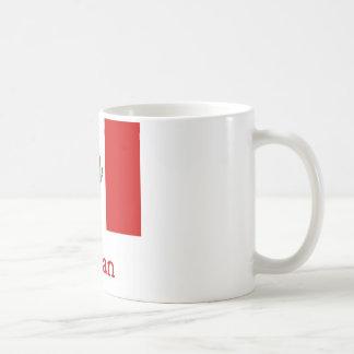 Duran Mexican Flag Coffee Mug