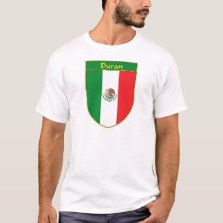 Duran Mexico Flag Shield T-Shirt