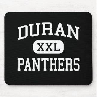 Duran - panteras - joven - ciudad Alabama de Pell Mouse Pad