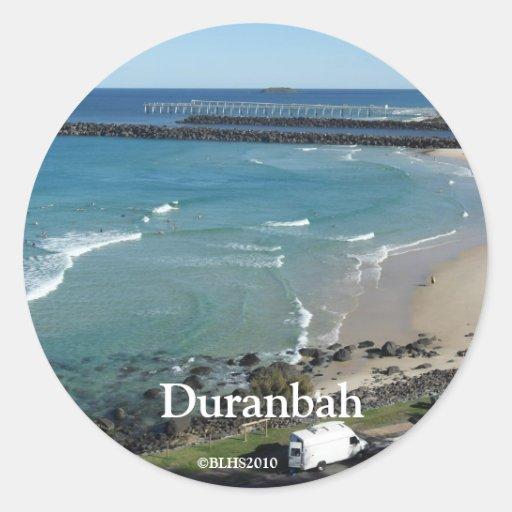 Duranbah, ©BLHS2010 Stickers