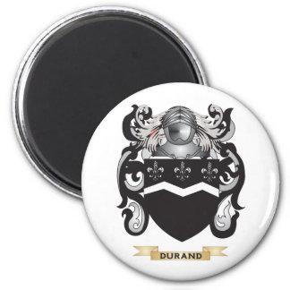 Durand Coat of Arms Fridge Magnet
