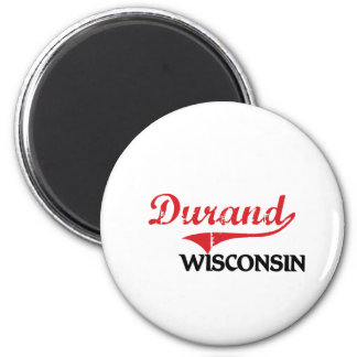 Durand Wisconsin City Classic Magnets