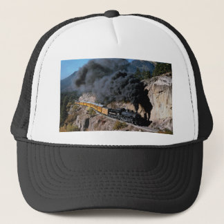 Durango and Silverton Railroad, No. 481, Bear Cree Trucker Hat