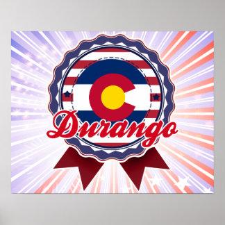 Durango, CO Poster