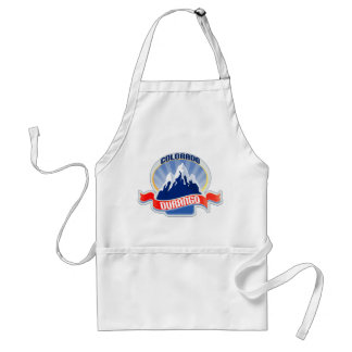 Durango Colorado Adult Apron