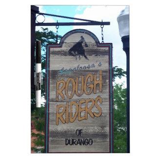 Durango Colorado Rough Riders Dry-Erase Whiteboards