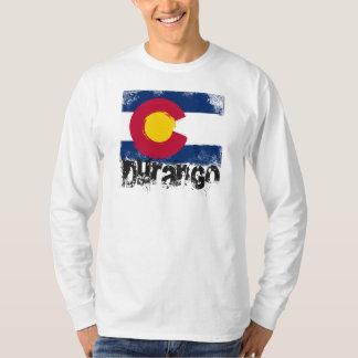 Durango Grunge Flag T-Shirt