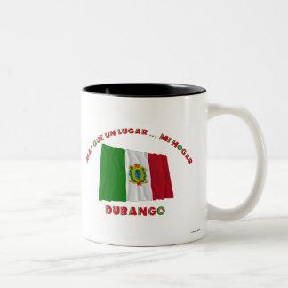 Durango - Más Que un Lugar ... Mi Hogar Mugs