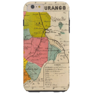 Durango, México Funda Resistente iPhone 6 Plus