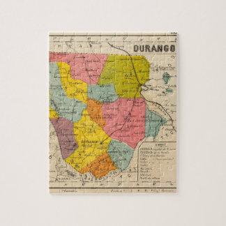 Durango, México Puzzle