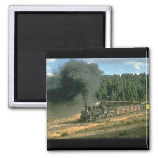 Durango & Silverton No. 480_Steam Trains Magnet