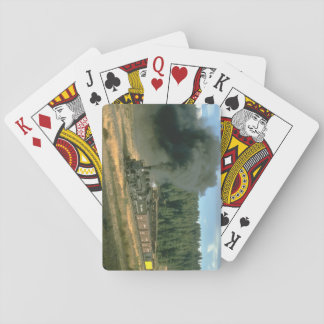 Durango & Silverton No. 480_Steam Trains Playing Cards