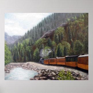 Durango Train Posters
