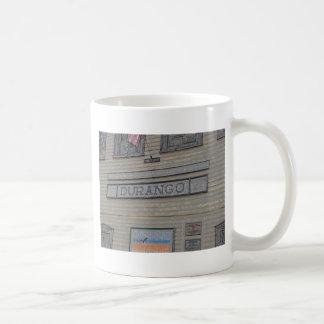 Durango Train Station Coffee Mug