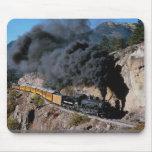 Durango y ferrocarril de Silverton, no. 481, Cree  Tapetes De Raton