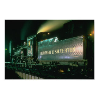 Durango y no. 480 de Silverton presenta en la plac Impresiones