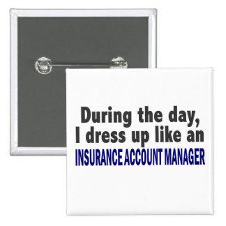Durante el administrador de cuentas del seguro del pins