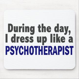 Durante el día me visto para arriba como un psicot tapetes de ratón