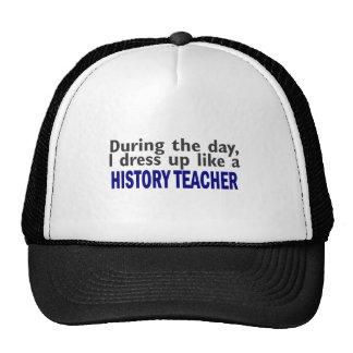 Durante el día (profesor de la historia) gorras de camionero
