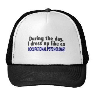 Durante el psicólogo profesional del día gorras de camionero
