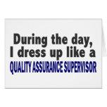 Durante el supervisor de la garantía de calidad de tarjeta