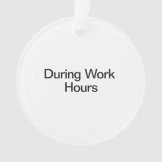 Durante el trabajo Hours.ai