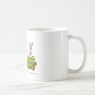 Durante Spring Breakin Waves Classic White Coffee Mug
