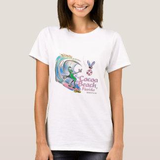 Durante Surfing Cocoa Beach, Florida T-Shirt