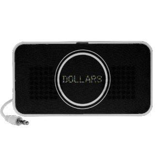 Durarara Dollars Fan Item iPhone Speakers