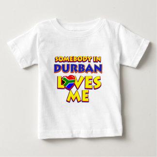 Durban City Designs Baby T-Shirt