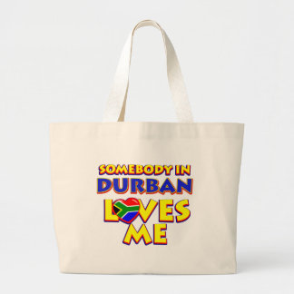 Durban City Designs Jumbo Tote Bag
