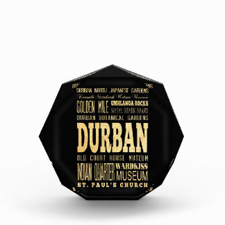 Durban City South Africa Typography Art Awards