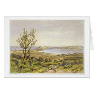 Durban, Port Natal, plate 28 from 'The Kafirs Illu Card