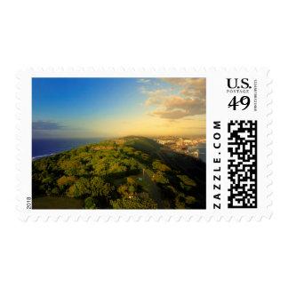 Durban's Bluff, Durban, Kwazulu-Natal Postage Stamp