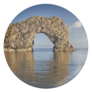 Durdle Door Arch, Jurassic Coast World Heritage 2 Dinner Plate