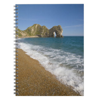 Durdle Door, Lulworth Cove, Jurassic Coast, 2 Notebook