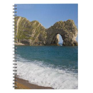 Durdle Door, Lulworth Cove, Jurassic Coast, Notebook