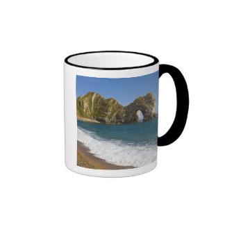 Durdle Door, Lulworth Cove, Jurassic Coast, Ringer Mug