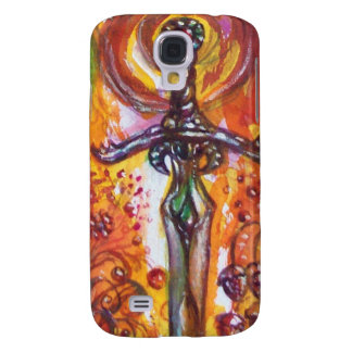 DURENDAL , ROMANTIC SWORD AND THE ANGEL GALAXY S4 CASES