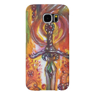 DURENDAL , ROMANTIC SWORD AND THE ANGEL SAMSUNG GALAXY S6 CASES