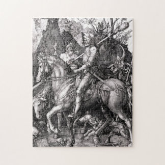 Durer Knight Death and the Devil Puzzle