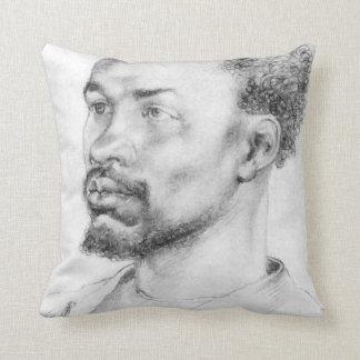 Durer Man Throw Pillow