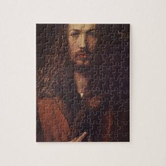 Dürer Portrait Jigsaw Puzzles