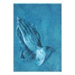 Durer Praying Hands Invitations